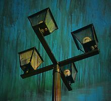 The Lamp Post by Elaine Teague