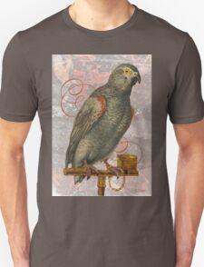 Victorian African Grey Parrot T-Shirt