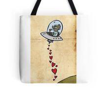 Professor Valentine Tote Bag