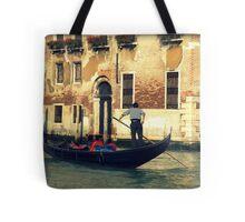 Venice Gondolier  Tote Bag