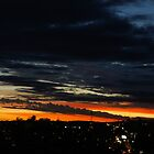Sunset Over Arequipa (Peru) by Daniel  Archer