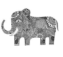 Elephant by seaturtles