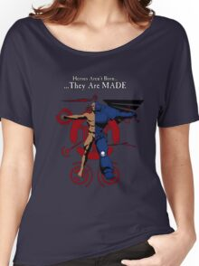 Heroes Are MADE Women's Relaxed Fit T-Shirt