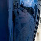 Sky in blue... by Rene Fuller