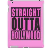 Straight Outta Hollywood Pink iPad Case/Skin