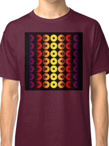 Abstract Discs of Pottery Classic T-Shirt