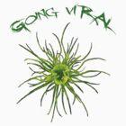Going Viral: Green Virus by MaureenTillman