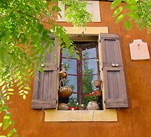Window in Provence by 29Breizh33