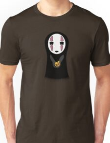No Face: Animal Crossing Style Unisex T-Shirt