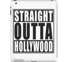 Straight Outta Hollywood iPad Case/Skin