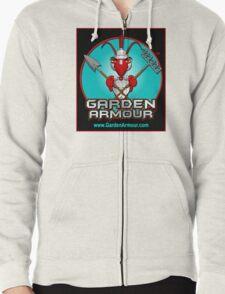 Garden Armour Zipped Hoodie