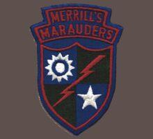 Merrill's Marauders Logo One Piece - Short Sleeve