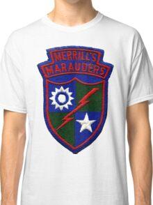 Merrill's Marauders Logo Classic T-Shirt