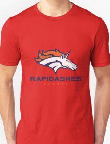 Denver Rapidashes  Unisex T-Shirt