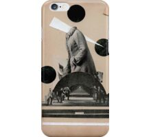 The uphill struggle for self acceptance iPhone Case/Skin