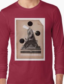 The uphill struggle for self acceptance Long Sleeve T-Shirt