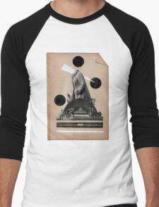 The uphill struggle for self acceptance Men's Baseball ¾ T-Shirt