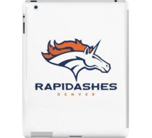 Denver Rapidashes  iPad Case/Skin