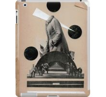 The uphill struggle for self acceptance iPad Case/Skin