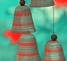 Wind Chimes by Kathleen Struckle
