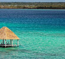 Palapa at Bacalar by ricardototol