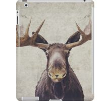 Moose iPad Case/Skin