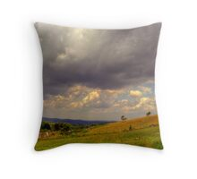 Welcome Home (For Cheryl1) Throw Pillow
