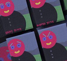 Mr Stitch's 4 Moods by Nigel Silcock