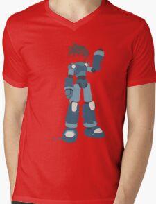 Mega Man (Legendary Mode) Mens V-Neck T-Shirt