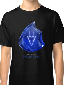 Soul of the Dragoon -black Classic T-Shirt