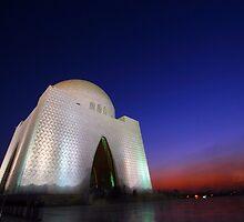 Tomb of Quaid-e-Azam Mohammed Ali Jinnah  by fursid