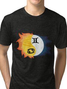 Cancer Sun, Gemini Moon Tri-blend T-Shirt