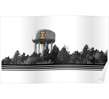 Watertower Poster