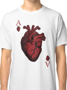 Ace of Hearts Classic T-Shirt