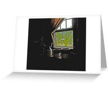 Joann's Living Room Greeting Card