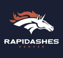 Denver Rapidashes (Blue) by Christian Guy