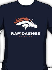 Denver Rapidashes (Blue) T-Shirt