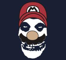 Misfit Mario Baby Tee