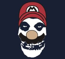 Misfit Mario One Piece - Short Sleeve