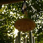 lonely wind chime by JRicca