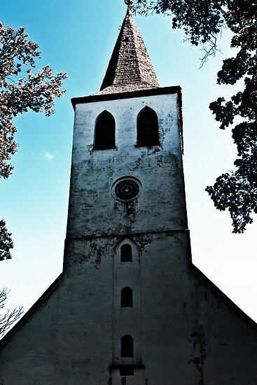 The Church. by tutulele