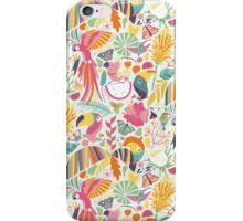 Tropical Birds iPhone Case/Skin