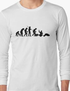 Evolution – Party Long Sleeve T-Shirt