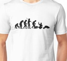 Evolution – Party Unisex T-Shirt