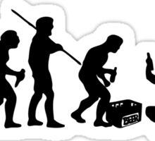 Evolution – Party Sticker