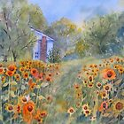 Field of Sunshine by bevmorgan