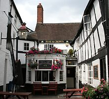The Rose & Crown by hjaynefoster