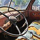 Old Dodge Work Horse by Robert  Miner