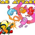 Pac Attack 2.0 by Hackers