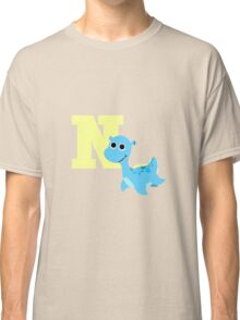 N is for Nessie Classic T-Shirt